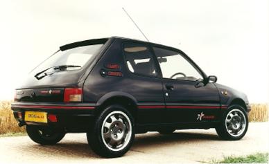 "Un 205 exclusivo de verdad!!!: ""Peugeot 205 GTI 1FM"" 205_main"