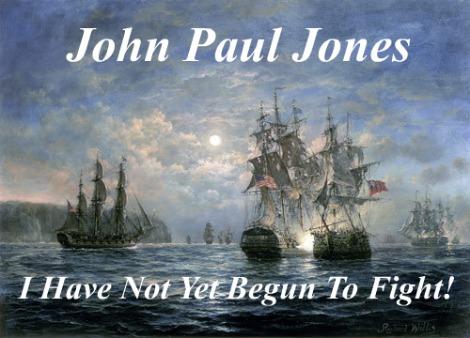 Don't Give Up JohnPaulJones