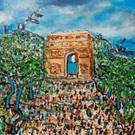 Exposition : Le Paris poétique et coloré de Jean-François Brahin Xyj63222ug