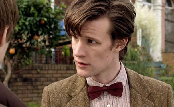 Doctor Who Matt-Smith