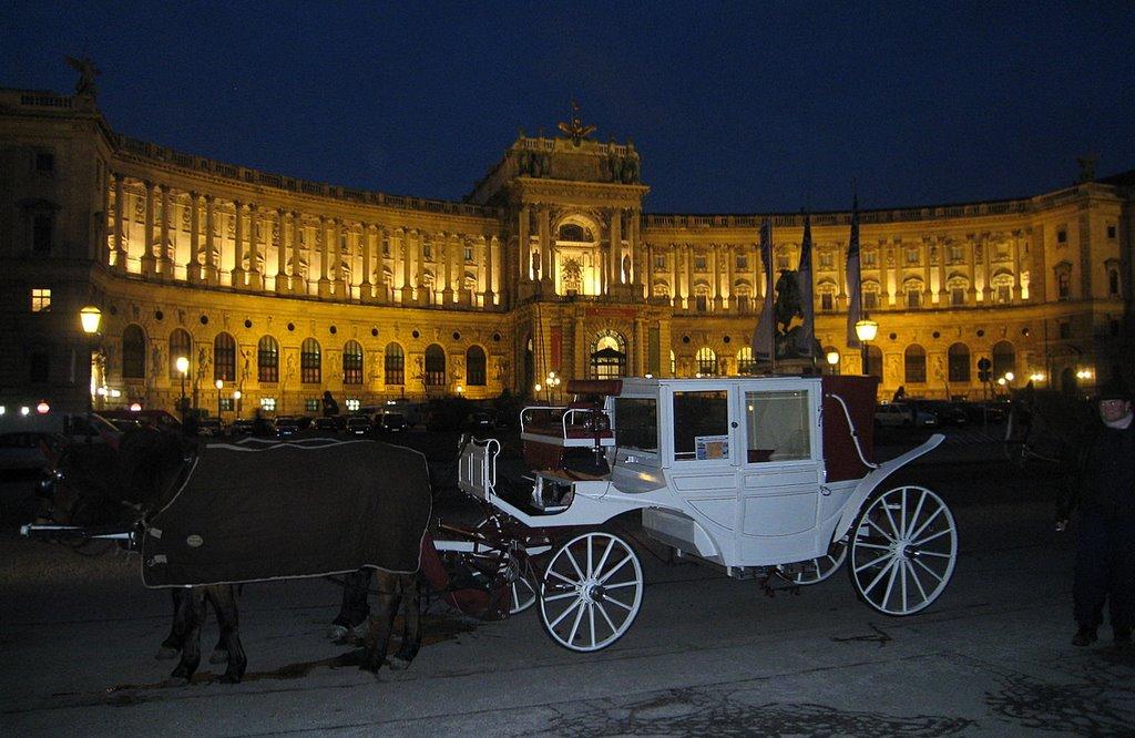 Fotografije glavnih gradova sveta Vienna-travel