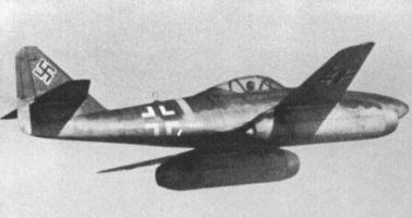 المقاتله النفاثه ميغ-15 MIG-15 Messerschmitt-me-262