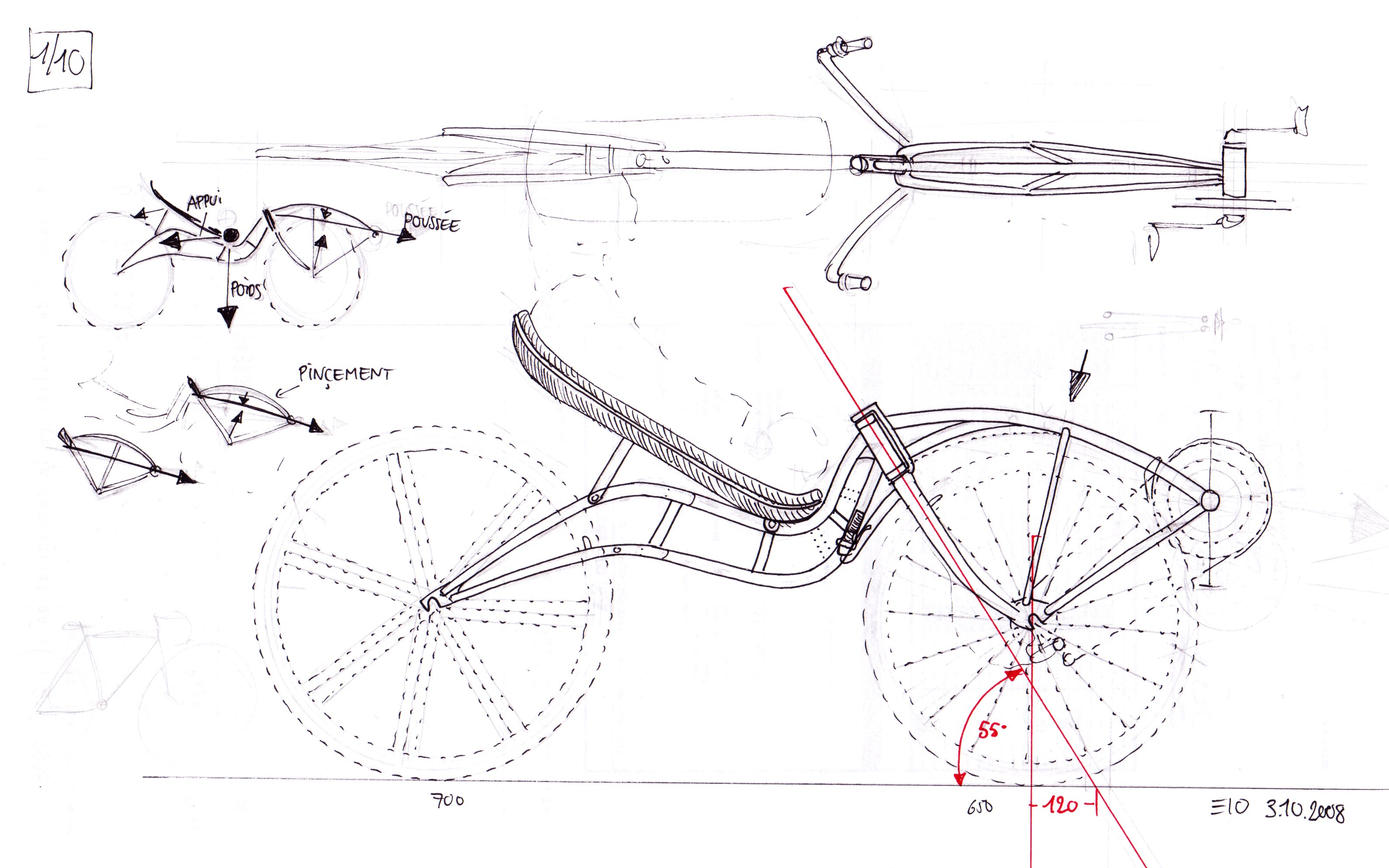 Le Tarakona, une traction directe basée sur l'Albatros de Jean-Lou EIO_bent_alu_04