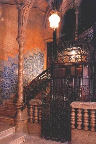 Антонио Гауди - гениальный архитектор, великий модернист Gaudi022