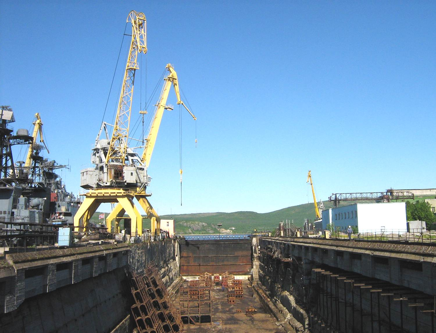 Russian Naval Shipbuilding Industry: News - Page 22 Ris3