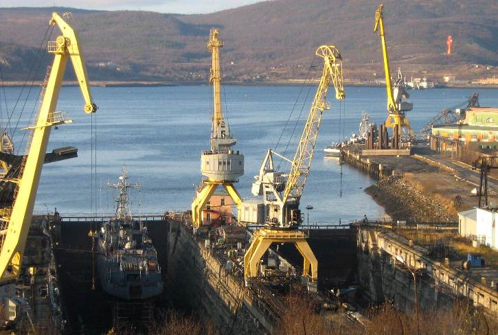 Russian Naval Shipbuilding Industry: News - Page 22 Ris4