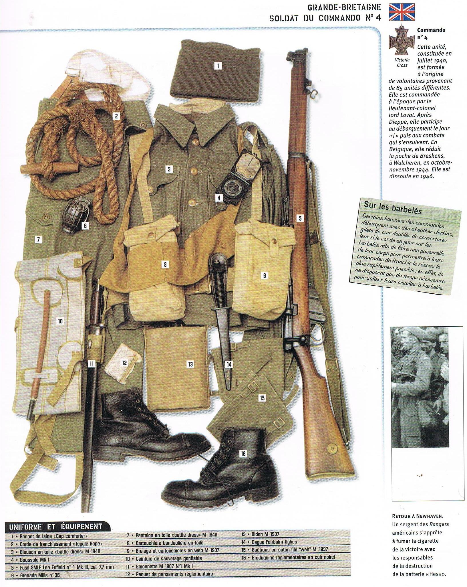 L'Armée Canadienne dans la Seconde Guerre Mondiale 2494_001