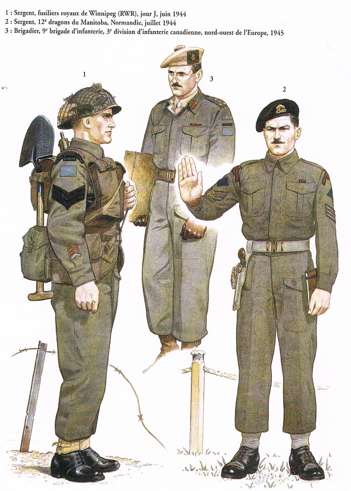 L'Armée Canadienne dans la Seconde Guerre Mondiale 2494_004