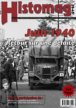 L'Histomag 39-45 n° 88 de juillet-août-septembre 2014 est en ligne Hm88