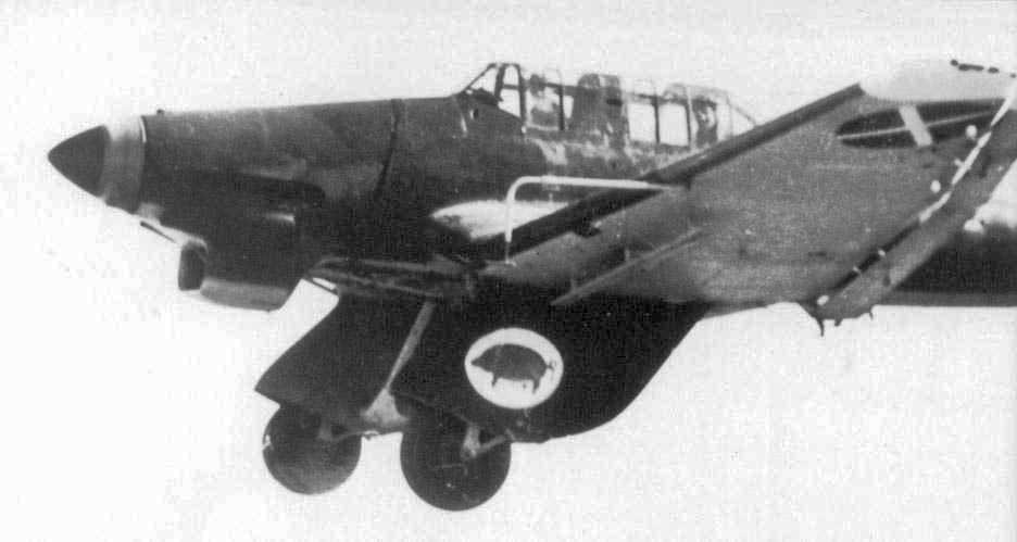 la légion condor et aviation italienne Ju_87_A-1_condor