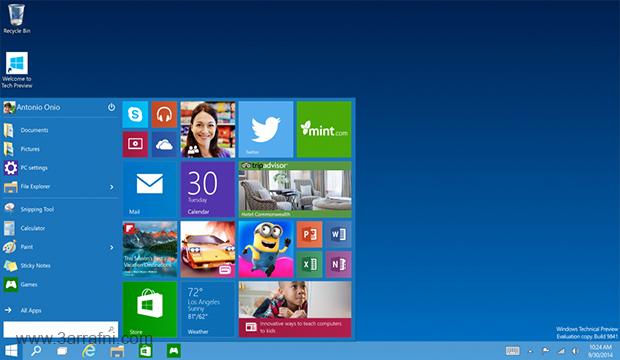 موضوع شامل عن مميزات windows 10 الجديد %D9%82%D8%A7%D8%A6%D9%85%D9%87-%D8%A7%D8%A8%D8%AF%D8%A7-%D9%84%D9%86%D8%B8%D8%A7%D9%85-Windows-10