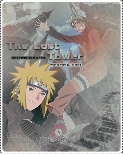 ناروتو شيبودن الفيلم الرابع | Naruto Shippuuden Movie 4 | The Lost Towe 13046300601