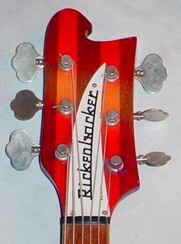Rickenbacker 6 cordas 4005-6-04