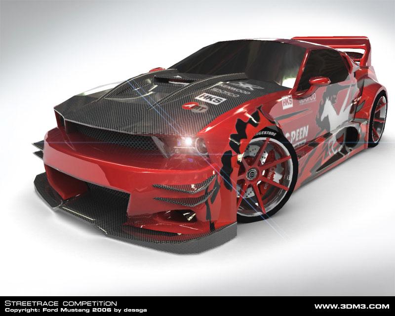 صور سيارات عالمية Ford_Mustang_2006_by_dessga