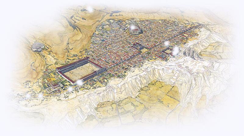 شاهد المساجد والمتاحف والاماكن المتعدة بتقنية ثلاثية الابعاد  - صفحة 6 MAP_DENIZLI_Hierapolis