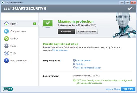 Новое поколение решений ESET для защиты домашних ПК стало доступно во всем мире Eset1601