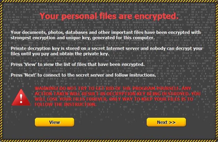 Обнаружен шифровальщик-вымогатель, управляемый из анонимной сети Tor Vir0