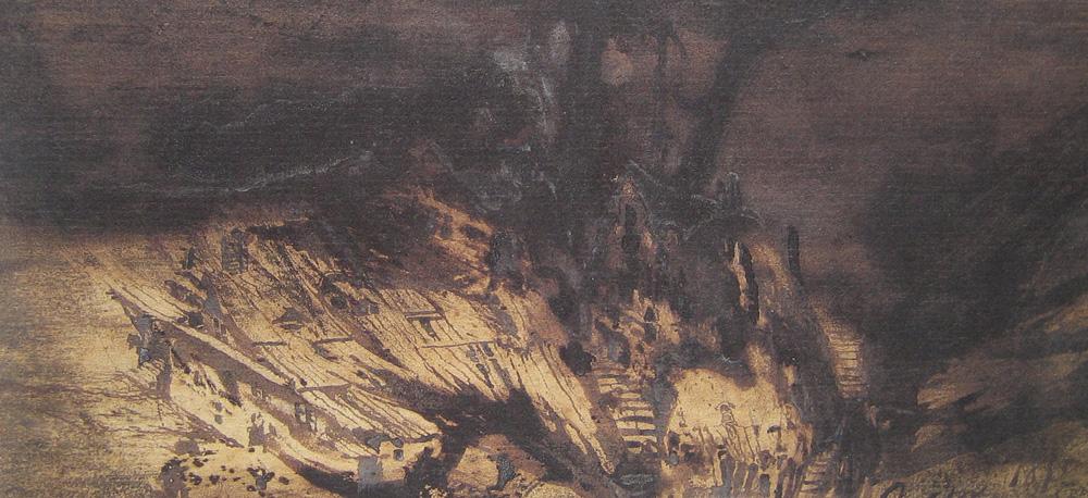 15 mars - 19 août 2012 : Avez-vous vu les sombres dessins de Victor Hugo ?  065