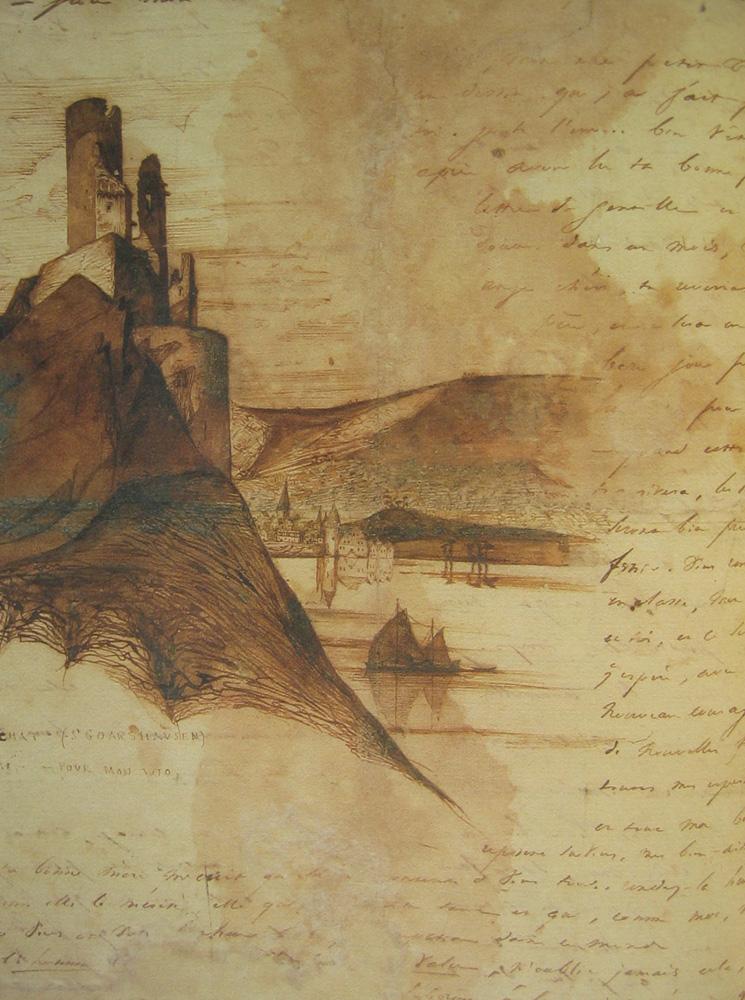 15 mars - 19 août 2012 : Avez-vous vu les sombres dessins de Victor Hugo ?  071
