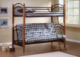 Двухэтажная кровать своими руками 260