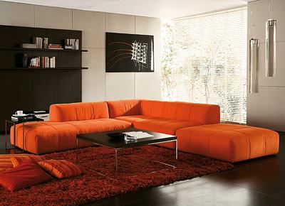 ديكورات باللون البرتقالي 41358516458