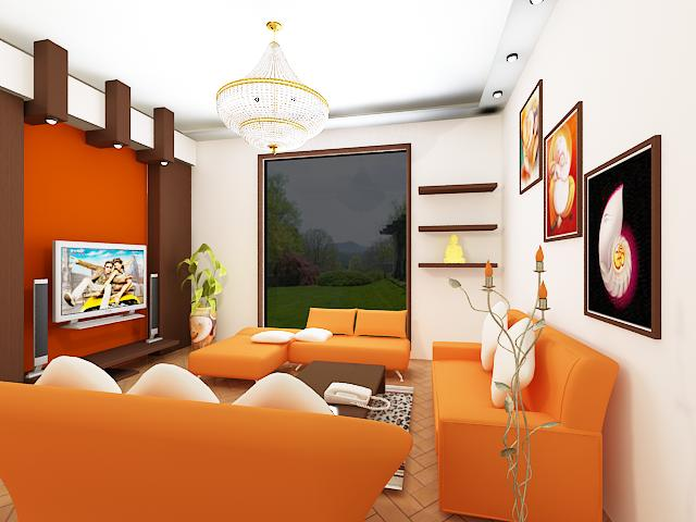 ديكورات باللون البرتقالي 51358516745