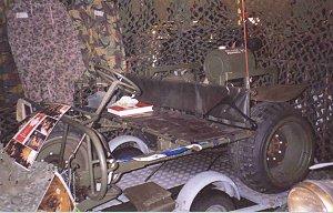 Fardier tricycle Herstal AS 24 Fnas24s