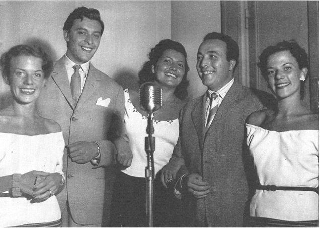 FESTIVAL DI SANREMO 1952: I CANTANTI - LE CANZONI - I TESTI Foto_02
