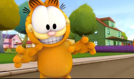 ````Garfield````` Garfield-show