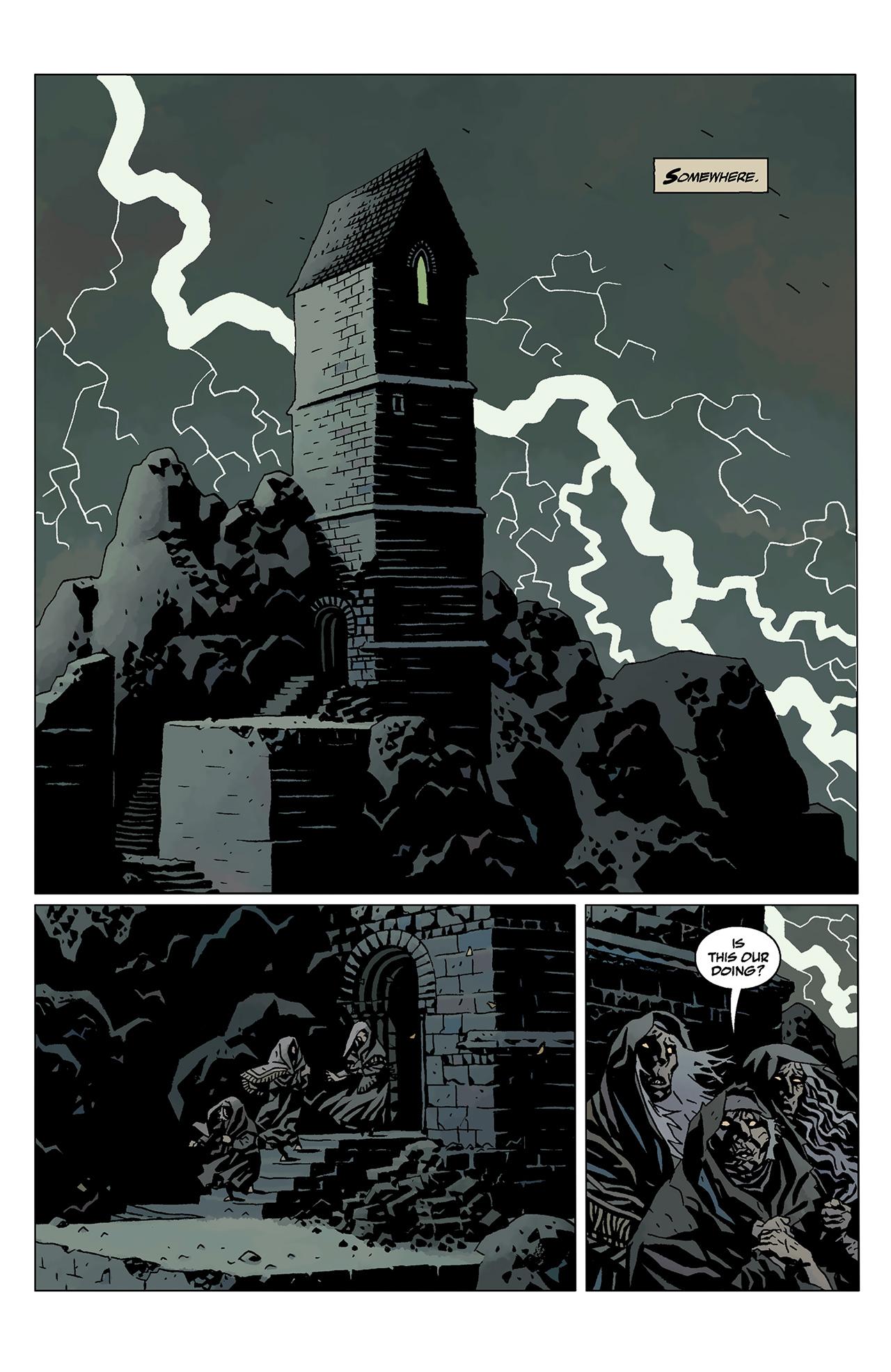 Meine (aktuellen) Lieblingscomics, zumindest die obersten 15! Hellboy-thefury-01
