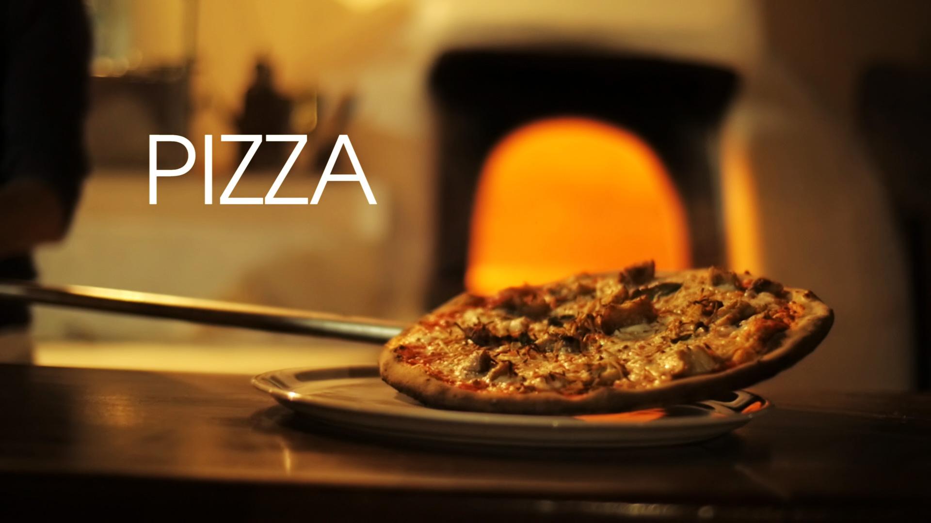 Test du GH4 en Sicile Pizza
