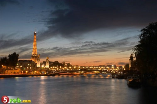 ششفتــڪ بڪڪل نوآحــﮯ بآريس ! ,,  Parisnight06