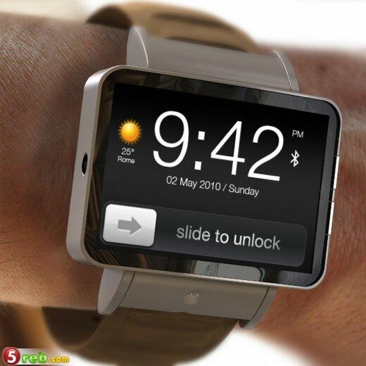 ســآعة المستقبل من [apple] 1273562612_iwatch01