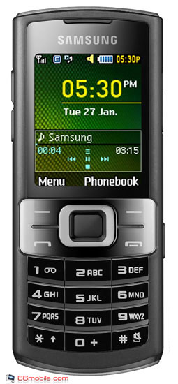 Your Mobile Phone Samsung-c3010