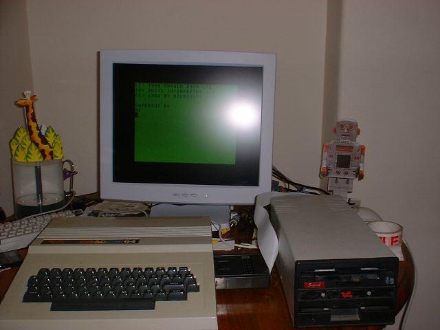 ¿cuál fue vuestro primer ordenador? Dragon64