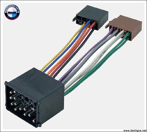 [e39 an 96] Démontage de l'auto radio Connecteur_autoradio_BMW-ISO