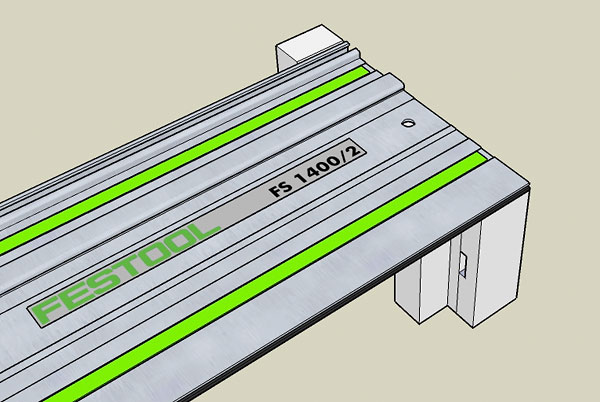 Trucs & astuces pour scies sur rail - Page 3 Deligneur1