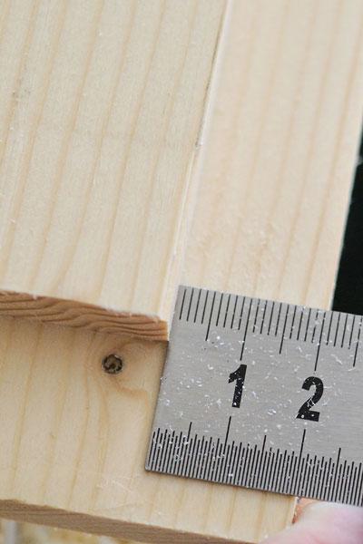 Construction d'un corps de ruche Dadant 10 cadres Cr_19