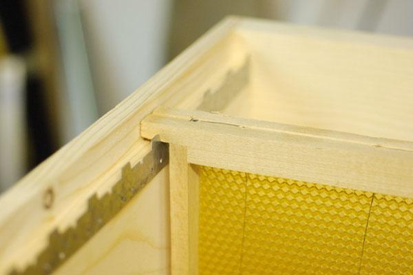 Construction d'un corps de ruche Dadant 10 cadres Cr_32