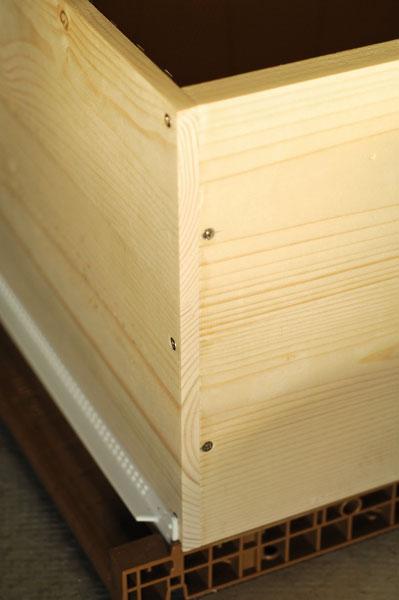 Construction d'un corps de ruche Dadant 10 cadres Cr_34