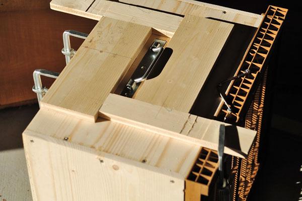 Construction d'un corps de ruche Dadant 10 cadres Cr_44