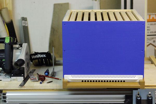 Construction d'un corps de ruche Dadant 10 cadres Cr_53