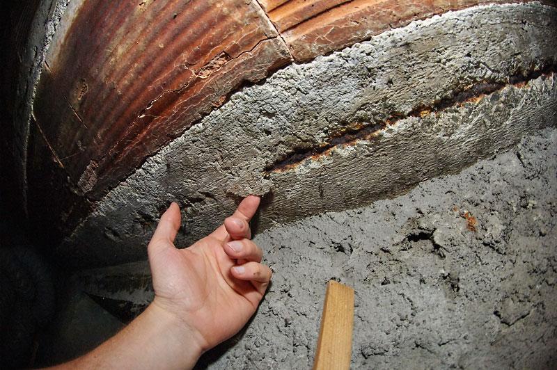 avis pour Hourdis briques, poutrelles rouillées X16_2272
