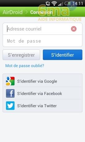 [TUTO] AirDroid : Comment transférer des fichiers de son PC vers son smartphone ou sa tablette en WiFi [25.09.2013] Airdroid2_18