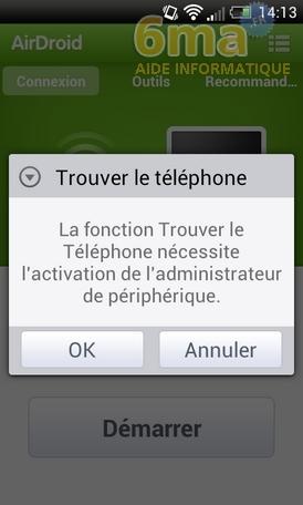 [TUTO] AirDroid : Comment transférer des fichiers de son PC vers son smartphone ou sa tablette en WiFi [25.09.2013] Airdroid2_20