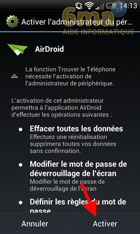 [TUTO] AirDroid : Comment transférer des fichiers de son PC vers son smartphone ou sa tablette en WiFi [25.09.2013] Airdroid2_21