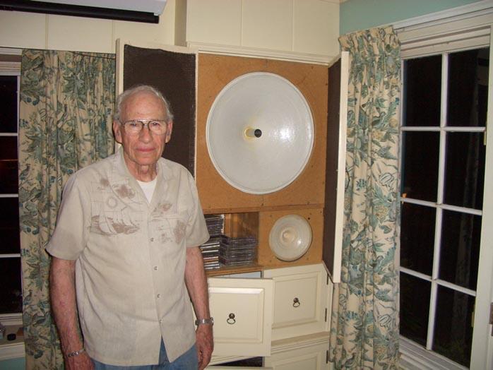 Papá, quiero ser audiófilo - Página 3 BobCHartley