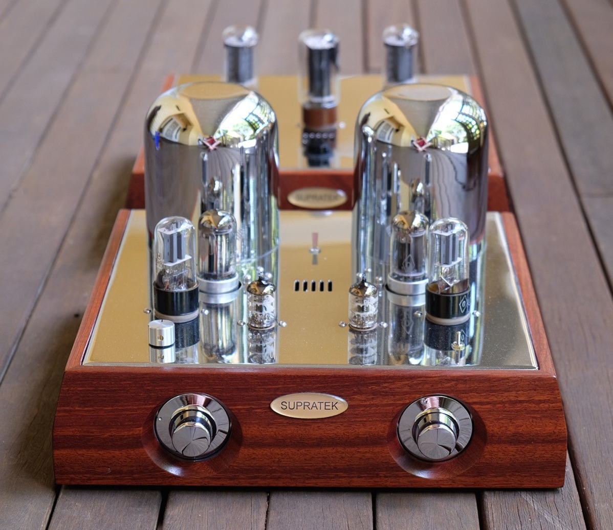 PREAMPLIFICADORES DHT (DIRECT HEATED TRIODE)  1