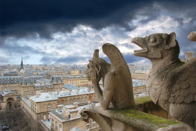 Statue koje oduzimaju dah Vodorige%20u%20Parizu