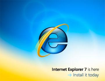 اليكم Internet Explorer 7   ...  باللغتين العربي والانجليزي D8b84197ba